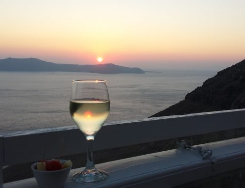 Santorini: The ultimate destination for wine lovers