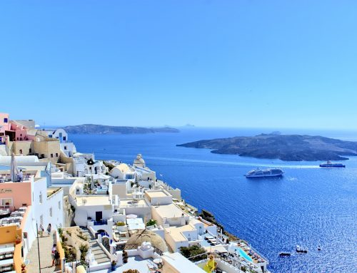 The Wonders of Santorini