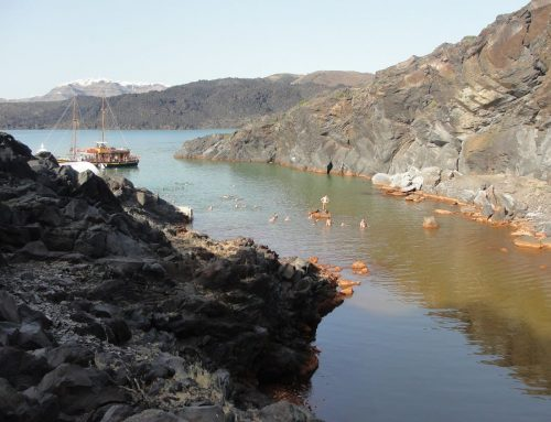 Santorini Hot Springs: A natural spa for all ages